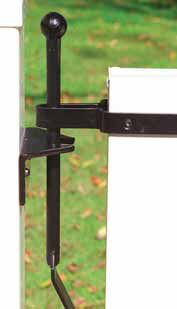The Spring Latch is a very heavy duty latch that has been the mainstay used on larger wooden gates in England for well over one hundred years. Farm Gate, Farm Fence, Fence Gate, Fences, Gate Hinges, Gate Hardware, Gate Latch, Building A Fence, Building Ideas