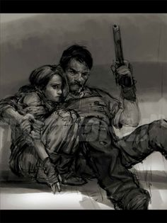 Sample Pages of 'The Art of The Last of Us'