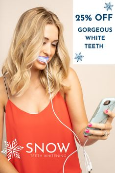 Snow At-Home Teeth Whitening Kit Special Offer Teeth Whitening Procedure, Teeth Whitening Diy, Teeth Whitening System, Whitening Kit, Teeth Whiting At Home, Celebrity Dentist, Baking Soda Teeth, The Cure, Coconut Oil For Teeth
