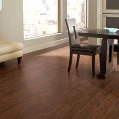 Hampton Bay Enderbury Hickory 8mm Thick x 5- 3/8 in. Wide x 47-6/8 in. Length Laminate Flooring (25.19 sq. ft. / case)-367551-00089 at The Home Depot $1.79/sf. second highest rated by Consumer Reports.