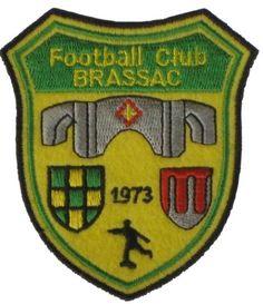 ecusson football club brassac - Ecusson De Foot