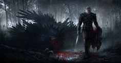 Ведьмак 3, The Witcher 3 - Концепт арт, 33 изображения