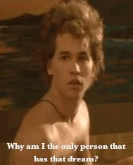 GIPHY is your top source for the best & newest GIFs & Animated Stickers online. Find everything from funny GIFs, reaction GIFs, unique GIFs and more. Real Genius, Val Kilmer, Cute Funny Animals, Good Old, Animated Gif, Good News, Cinema, Teen, Animation
