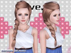 Skysims Hair Adult 192