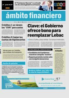 Edición Impresa - Ambito.com