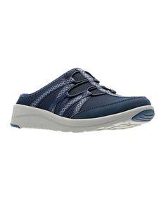 5160359500ae Clarks Navy Darleigh Myra Slip-On Sneaker - Women