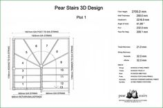 Pershore Staircase - staircase design.