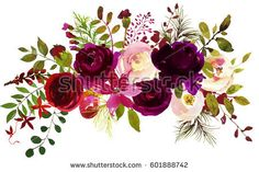 Watercolor Wedding Invitation Stock Images, Royalty-Free Images ...