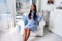 Das Babyzimmer ist fertig: Exklusive Roomtour! - Saskias Blog Baby Zimmer, Blog, Ikea Baby Room, Blogging