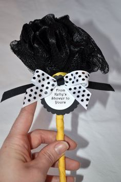 Handmade Unique Bumble Bee Baby Shower favor by KristinsWhimsy, $4.00
