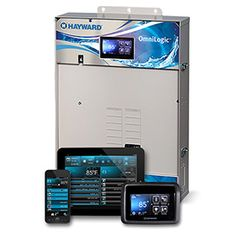 Omni Logic pool automation for your home by Hayward Pool Products
