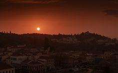 140121 - Sundown - Tobias Fischer - Fotograf #apictureaday2014 #enbildomdagen2014
