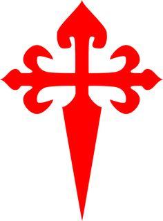 Cross Santiago.svg