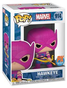 Marvel Comics, Marvel Fan, Funko Pop Marvel, Hawkeye, Figurine Pop Marvel, Vinyl Figures, Action Figures, Hunter Movie, Batman Ninja
