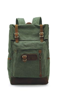 Retro CANVAS Leather BACKPACK   Men s and Women s by BoutiqueHouse,  79.99.  New FreeHanded · men bag 7427320ee9