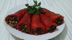 Patlıcanlı Kırmızıbiber