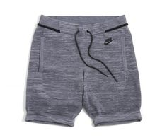 Nike Tech Knit Short Cool Grey / Novoid Plus