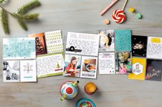 Quickly document and organize memories from each day of the Christmas season with the Hello December Project Life Card Collection. Includes 71 Project Life cards. http://www.stampinup.com/ECWeb/ProductDetails.aspx?productID=135831
