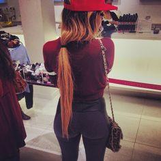 That hair tho