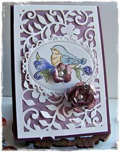 Heartfelt Creations | Feathered Friends