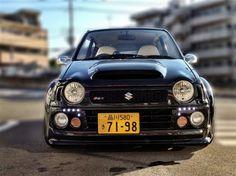 Suzuki Alto Works, kei car, mały silnik, turbo, jdm, japońska motoryzacja, zdjęcia