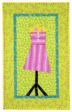 Stargazey Quilts DRESSEZ - small version of the pattern
