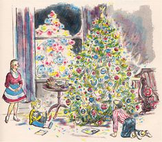 The Twenty-Four Days Before Christmas by Madeleine L'Engle, illustrated by Inga