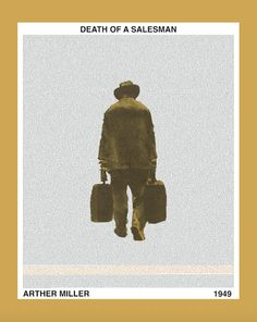 Death of a Salesman Classic Novel Graphic by TradeMarkDesignsCA