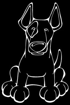 Do you love your Bull Terrier? Then a dog decal from Decal Dogs is what you need to celebrate your best friend. The decal measures 4 in. x 6 in. and can be applied to most smooth surfaces including yo