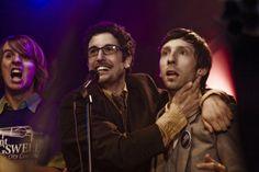 Jason Biggs and Joel David Moore star in 'Grassroots'