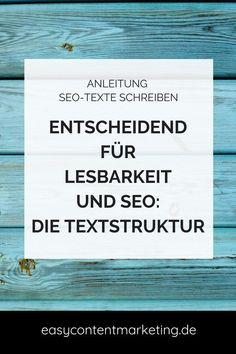 finance Die Struktur deines SEO-Textes is - finance Content Marketing Strategy, Social Media Marketing, Seo Blog, Seo Online, What Is Seo, Mail Marketing, Search Engine Optimization, Blogging For Beginners, Online Business