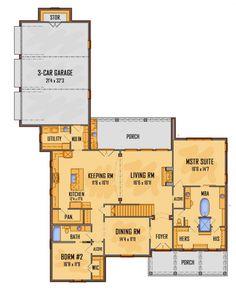 #658574 - IDG34415 : House Plans, Floor Plans, Home Plans, Plan It at HousePlanIt.com