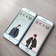 SKAM | СТЫД | ojaaaaaaa Skam Wallpaper, France Wallpaper, Skam Aesthetic, Skam Isak, Isak & Even, Five Friends, Sad Pictures, Cute Gay Couples, Favorite Tv Shows