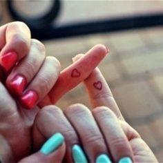 Pinky promise... Best friend tattoo