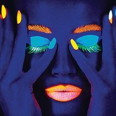☮✿★ Neon Makeup ✝☯★☮
