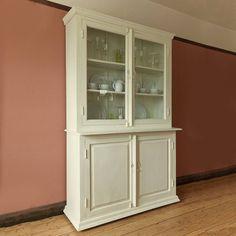 Chantilly Distressed Glass Dresser from notonthehighstreet.com