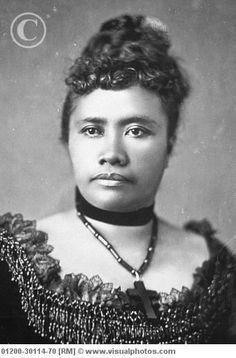 Queen Lilluokalani, last royal of Hawaii