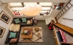 A Casa da Sheila: Um apartamento cheio de personalidade