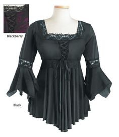 Celtic Shirts & Tops - Celtic knotwork t-shirts in long- and short-sleeves. Goddess & fairy tops for women. Medieval shirts for men & Renaissance tops for women. Renaissance Shirt, Boho Fashion, Girl Fashion, Holiday Fashion, Holiday Style, Medieval Fashion, Peasant Blouse, Clothing Patterns, Irish Clothing