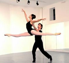 Gran jete #ballet #point