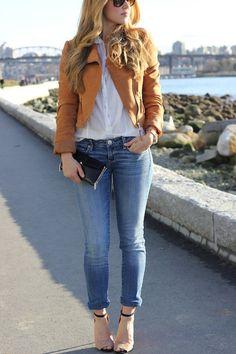 love the short jacket