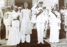 On 14 August 1947 with the Mountbattens by Doc Kazi #pakistan