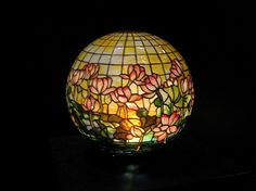 Tiffany Lamps by Danielle317, via Flickr