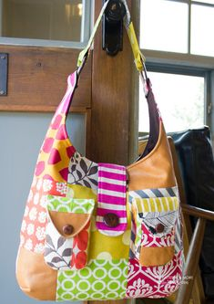 Love this bag!  Isabella Shoulder Bag PDF Pattern - New Pattern Sale! % Off!