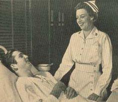 Picture Source: The Navy Nurse Corps, recruitment brochure, 1943, p.12.