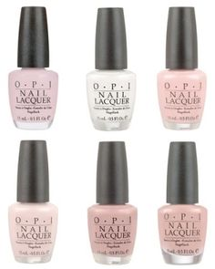 OPI Bridal Collection ... can't wait to get my paws on these <3