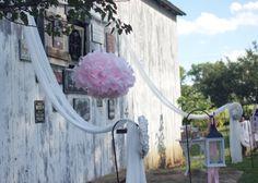 Rustic wedding, vintage wedding, country wedding, barn wedding, wedding alter