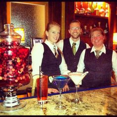 Bartender's appreciation day at The Federal