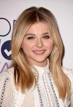 Chloë Moretz at the 2015 People's Choice Awards.