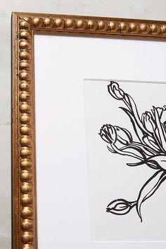 Tulips in Lesterware Wall Art